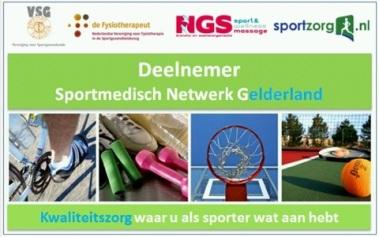 VANDENBOSCHMASSAGE deelnemer sportmedisch netwerk gelderland
