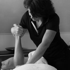 massage kuit onderbeen
